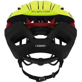 ABUS Aventor - Casque de vélo - jaune